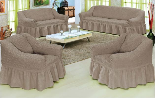 Дивандеки на диван и кресла фото и  омск
