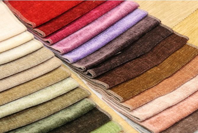 Как выбрать ткань для мягкой мебели.